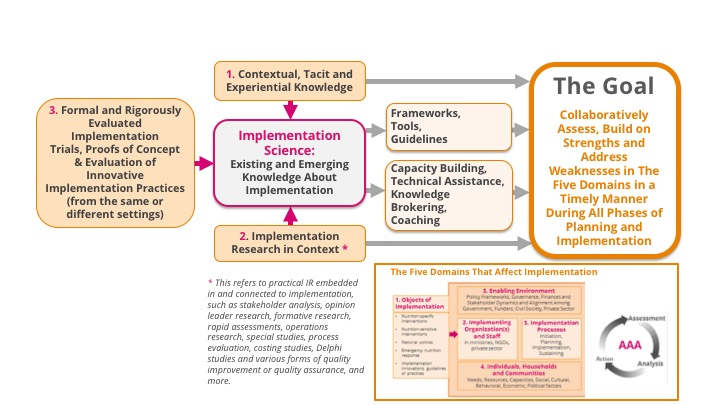 different phases of operational research study